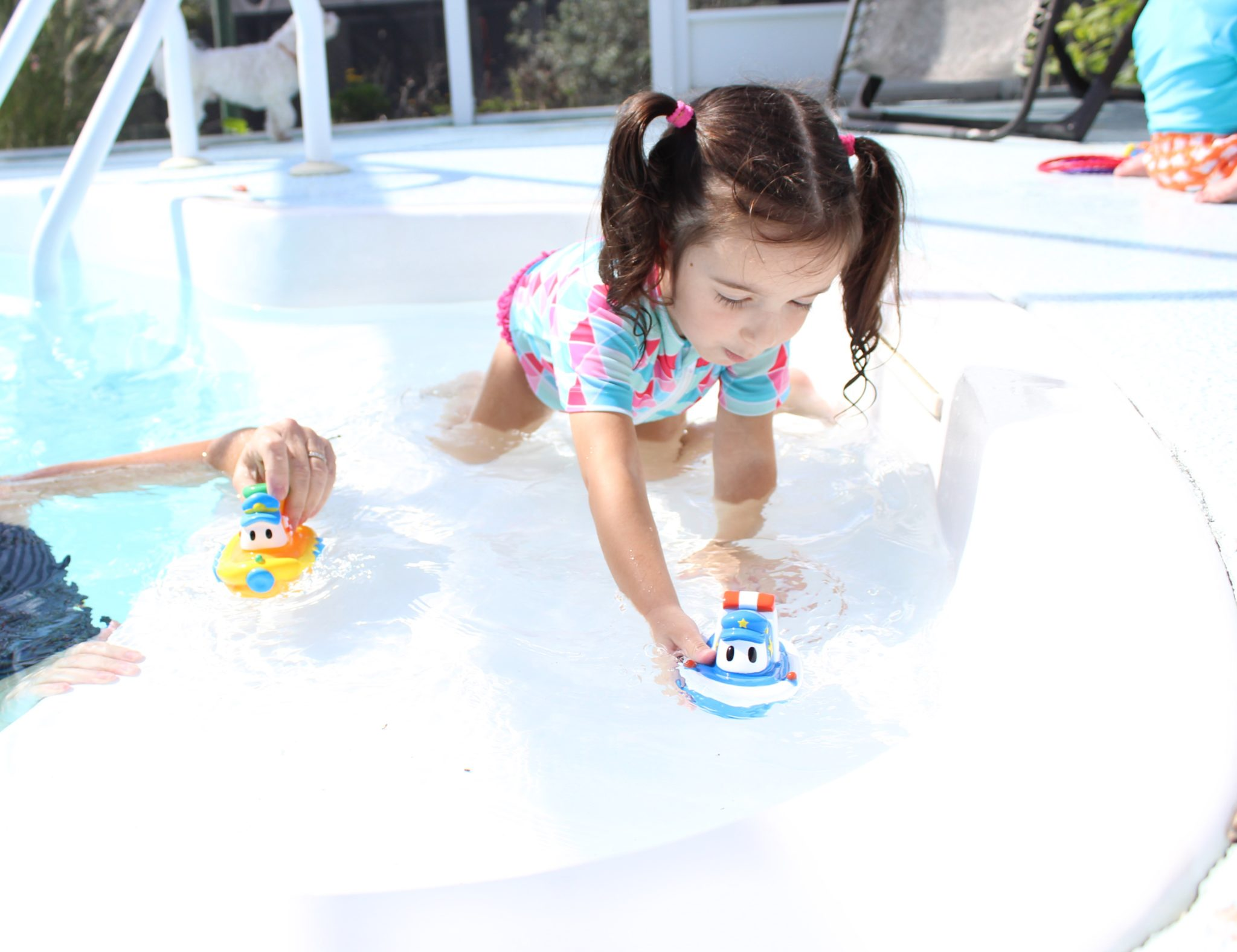 @crazylifewithlittles's cover photo for 'GAINING CONFIDENCE AND LEARNING TO SWIM WITH SWIMWAYS | Crazy Life with Littles'