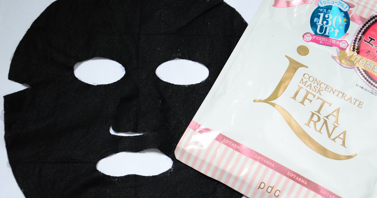 @yanrula's cover photo for 'Yanrula: |REVIEW| My Fave Sheet Mask: PDC Liftarna Concentrate Mask'