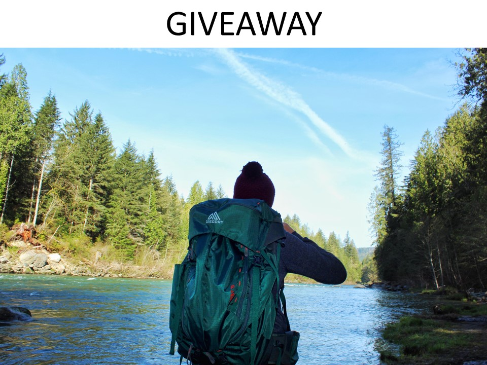 @busesandbackpacks's cover photo for 'Gregory Backpack Giveaway!'