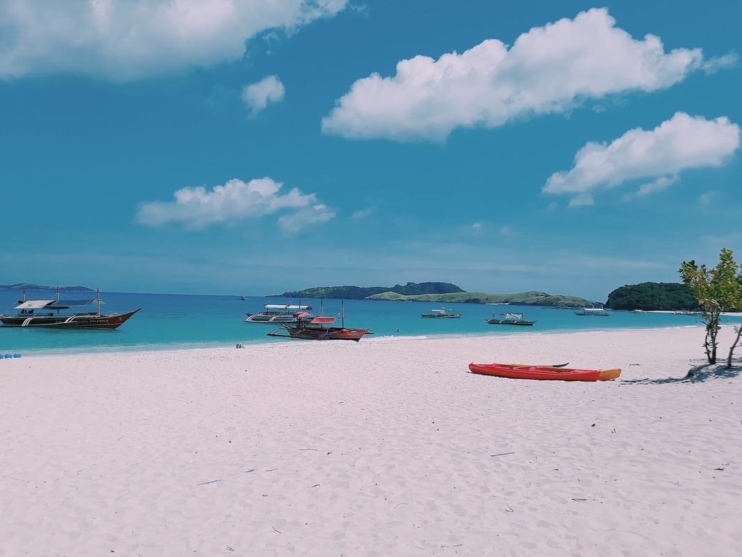 @louiedenver's cover photo for '#WHENINCALAGUAS: WEEKEND IN CALAGUAS'