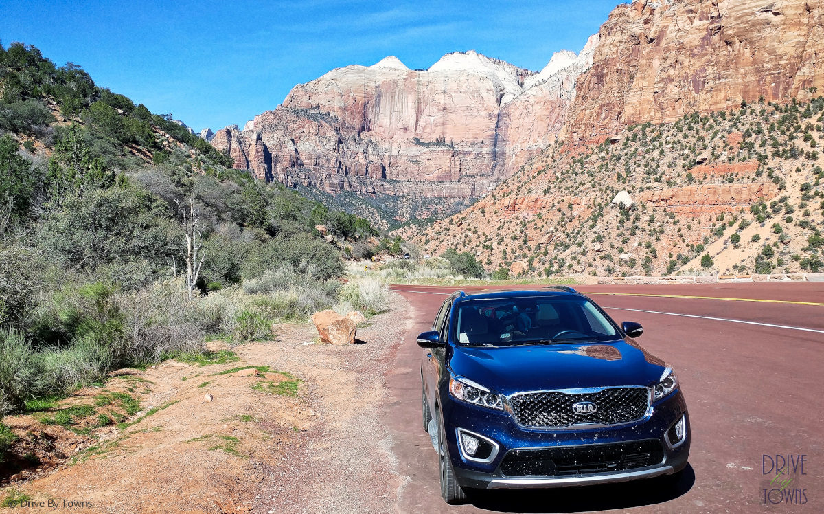 @2lanegems's cover photo for 'Our Perfect Road Trip Car: Cross Country in a Kia Sorento'