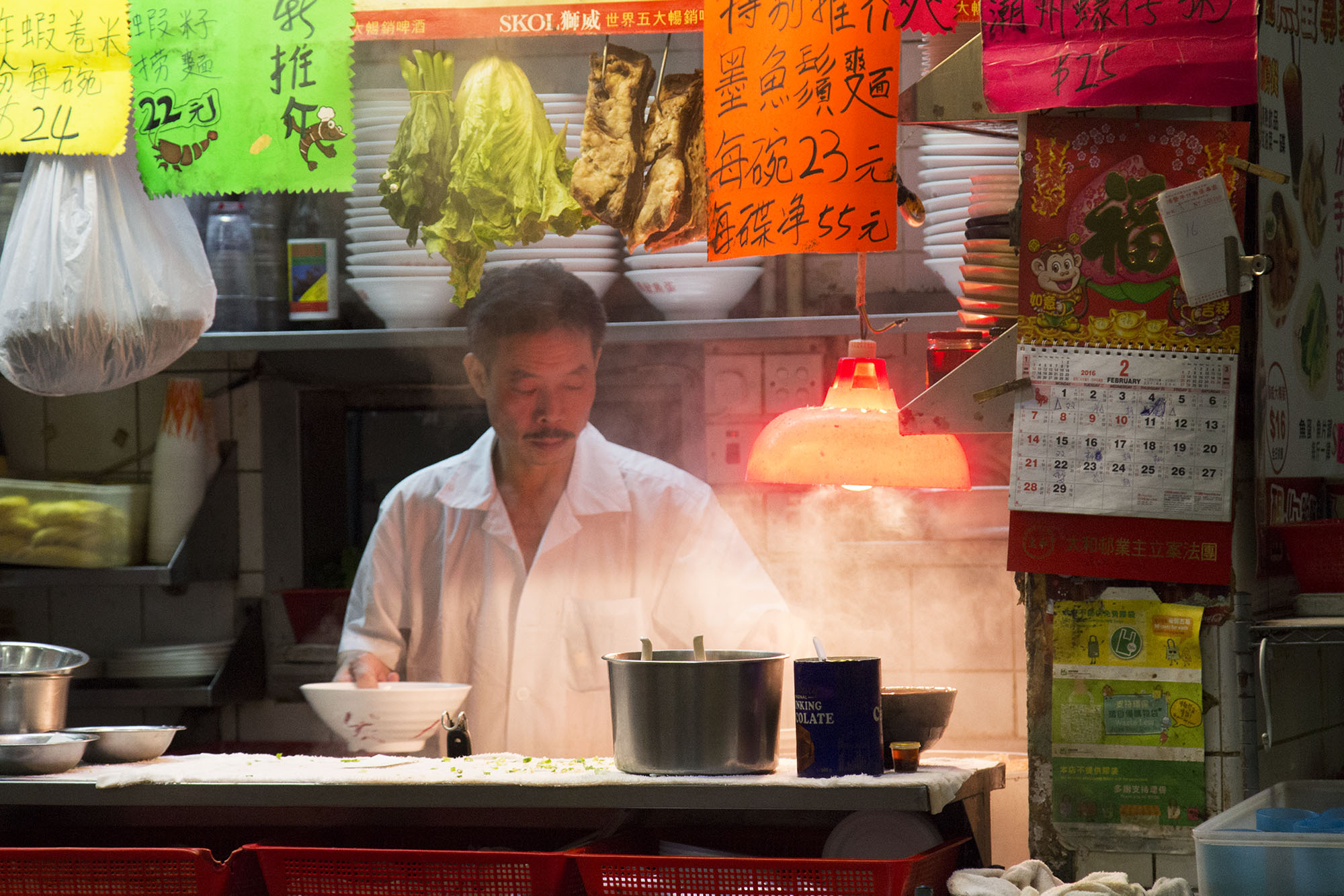 @orientexcess's cover photo for 'A tour of Hong Kong's traditional food - The Orient Excess'