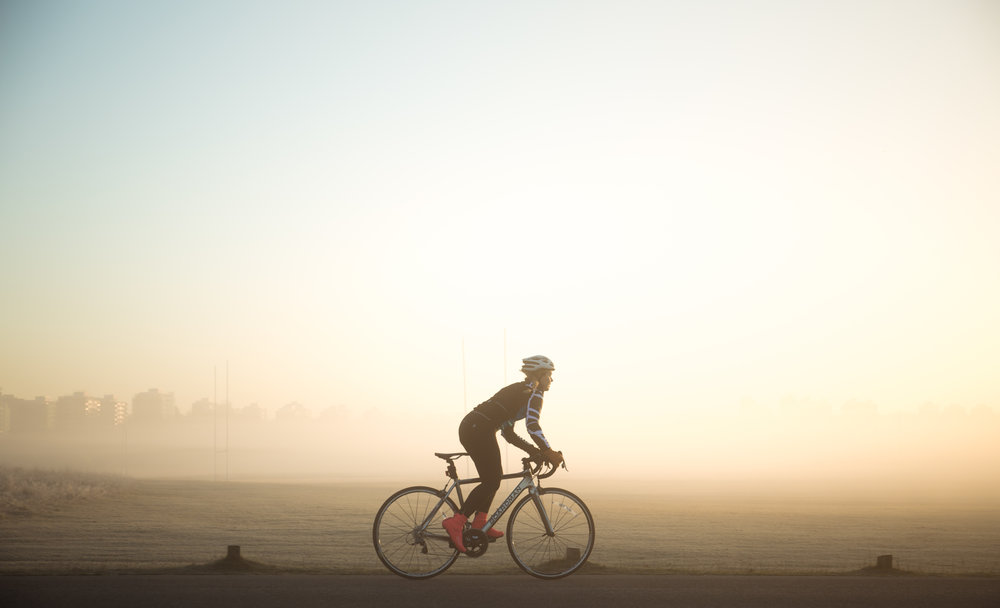 @challengesophie's cover photo for 'Sunrise Cycle'