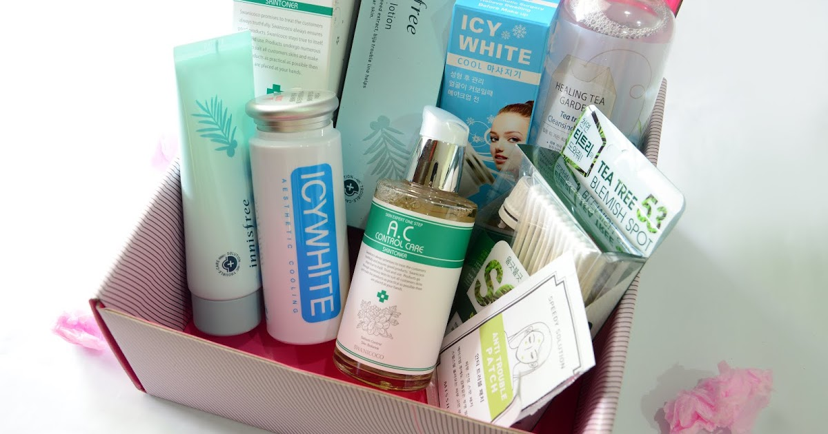 @yanrula's cover photo for 'Yanrula: |REVIEW| Unboxing Althea Trouble Breaker Box For Acne'