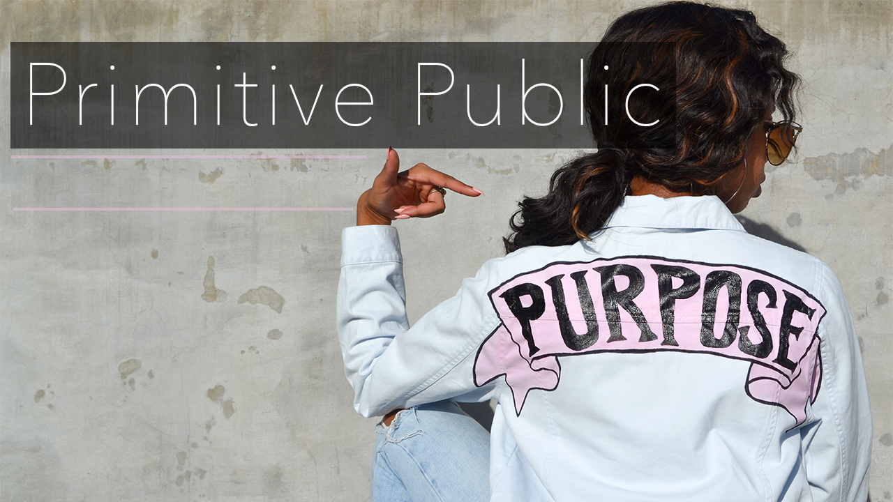 @cocobates_'s cover photo for 'Primitive Public: A Brand With A Cause'