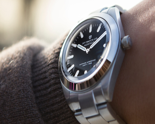@jaredacquaro's cover photo for 'Watch of the Month: Ivy Watch Co Montauk'