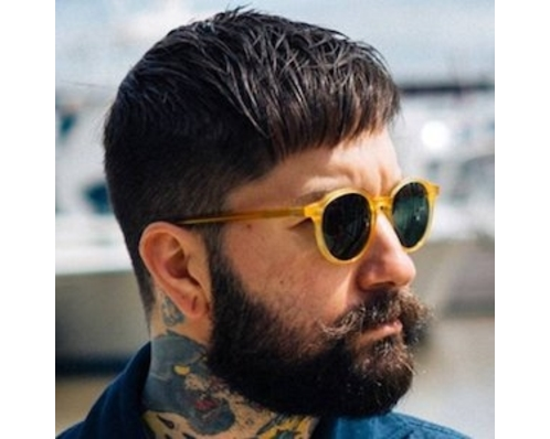 @jaredacquaro's cover photo for 'How to take care of your beard and mustache'