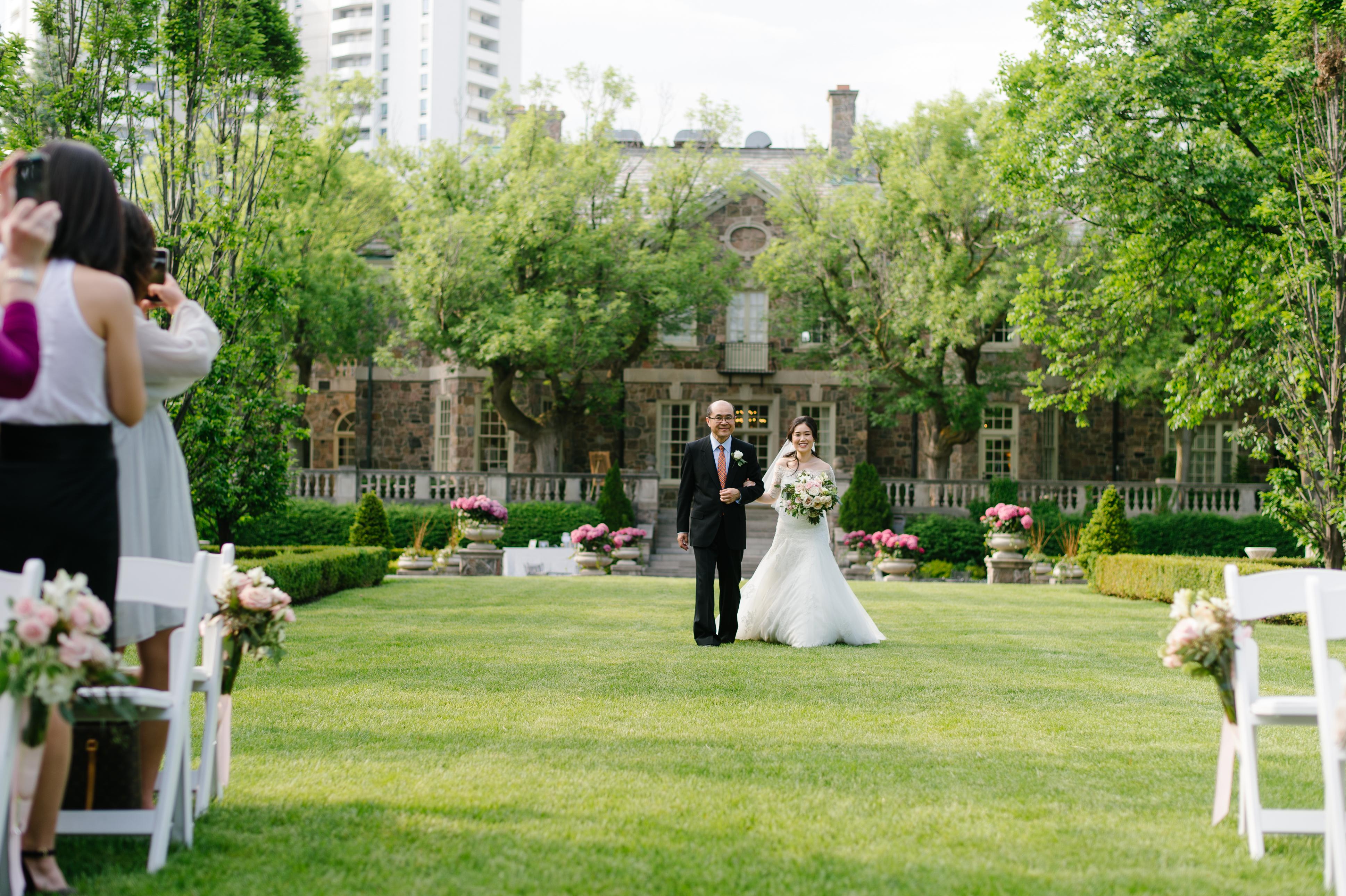 @rebeccachanweddings's cover photo for 'Graydon Hall Manor Wedding Venue Overview'