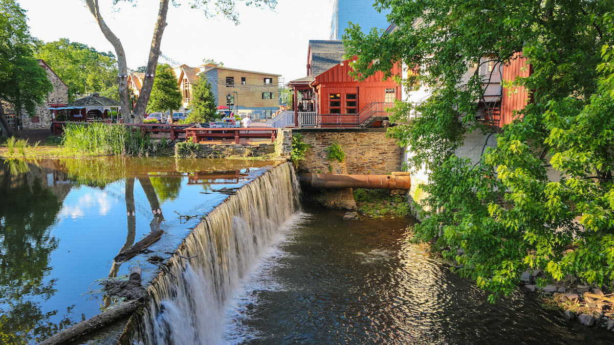 @traveltoblank's cover photo for '5 things to do during a weekend getaway in Bucks County, Pennsylvania - Travel To Blank Travel Guide'