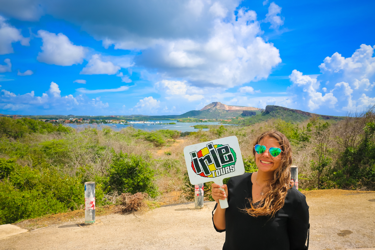 @traveltoblank's cover photo for 'Exploring the East Side of Willemstad with Irie Tours - Travel To Blank Travel Guide'