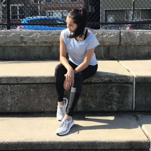 @biancablogs's cover photo for 'adidas #UltraBOOSTX Running Style'