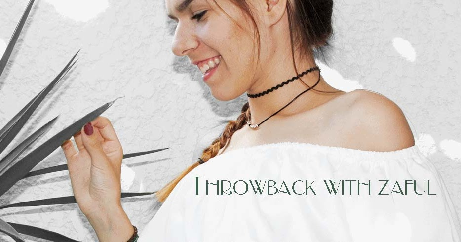 @joanabonjour's cover photo for 'Throwback with Zaful'