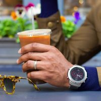 @mensstylepro's cover photo for 'Simply Technical: The Garmin Fenix Chronos Smartwatch | Men's Style Pro | Men's Style Blog & Shop'