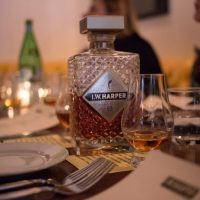 @mensstylepro's cover photo for 'Dinner With Friends & I.W. Harper Bourbon Whiskey | Men's Style Pro | Men's Style Blog & Shop'