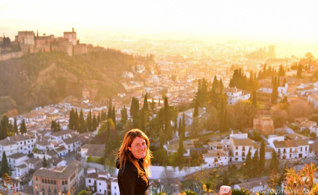 @aworldtotravel's cover photo for 'The Ultimate 1-Week Andalucia Road Trip Itinerary And Guide - A World to Travel.'