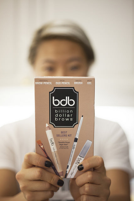 @jacfruits's cover photo for 'Billion Dollar Brows Best Sellers Kit Review - Jacfruits'