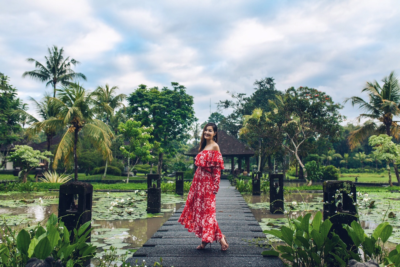 @miss_luxe's cover photo for 'The Chedi Club Tanah Gajah Ubud - Samantha Miss Luxe'