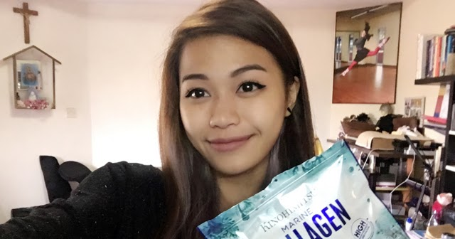 @chinaphilidoll's cover photo for 'Kinohimitsu Marine Collagen Review | Sponsored'