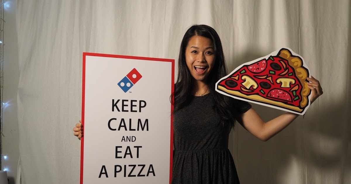 @chinaphilidoll's cover photo for 'Dominos Pizza Party @ TIN | Sponsored'
