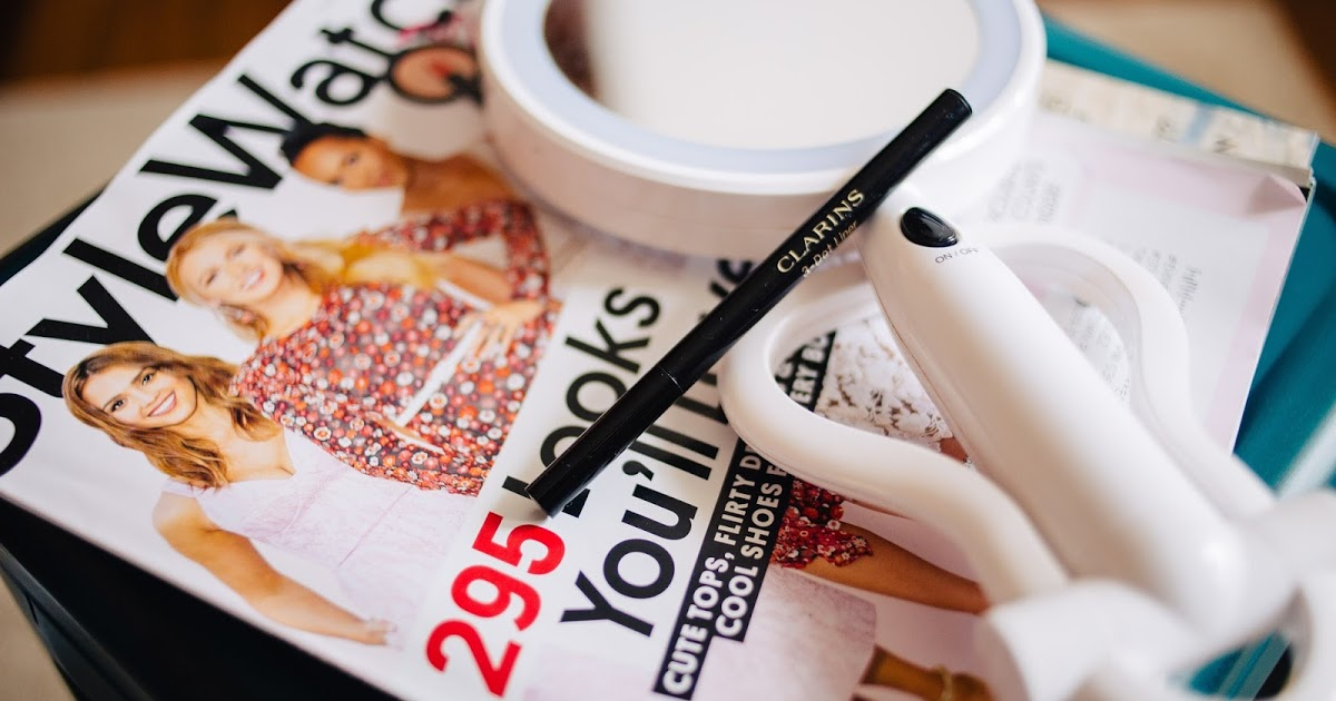 @thebobbedbrunette's cover photo for 'Makeup Talk: Clarins 3-Dot Liner Review'