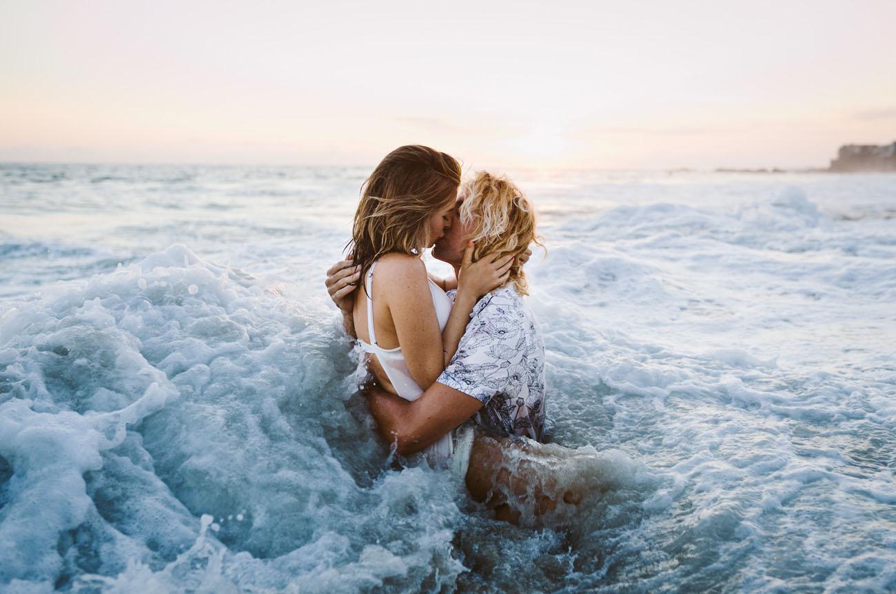 @emilyilluminate's cover photo for 'Sunset Engagement Photos in Laguna Beach'