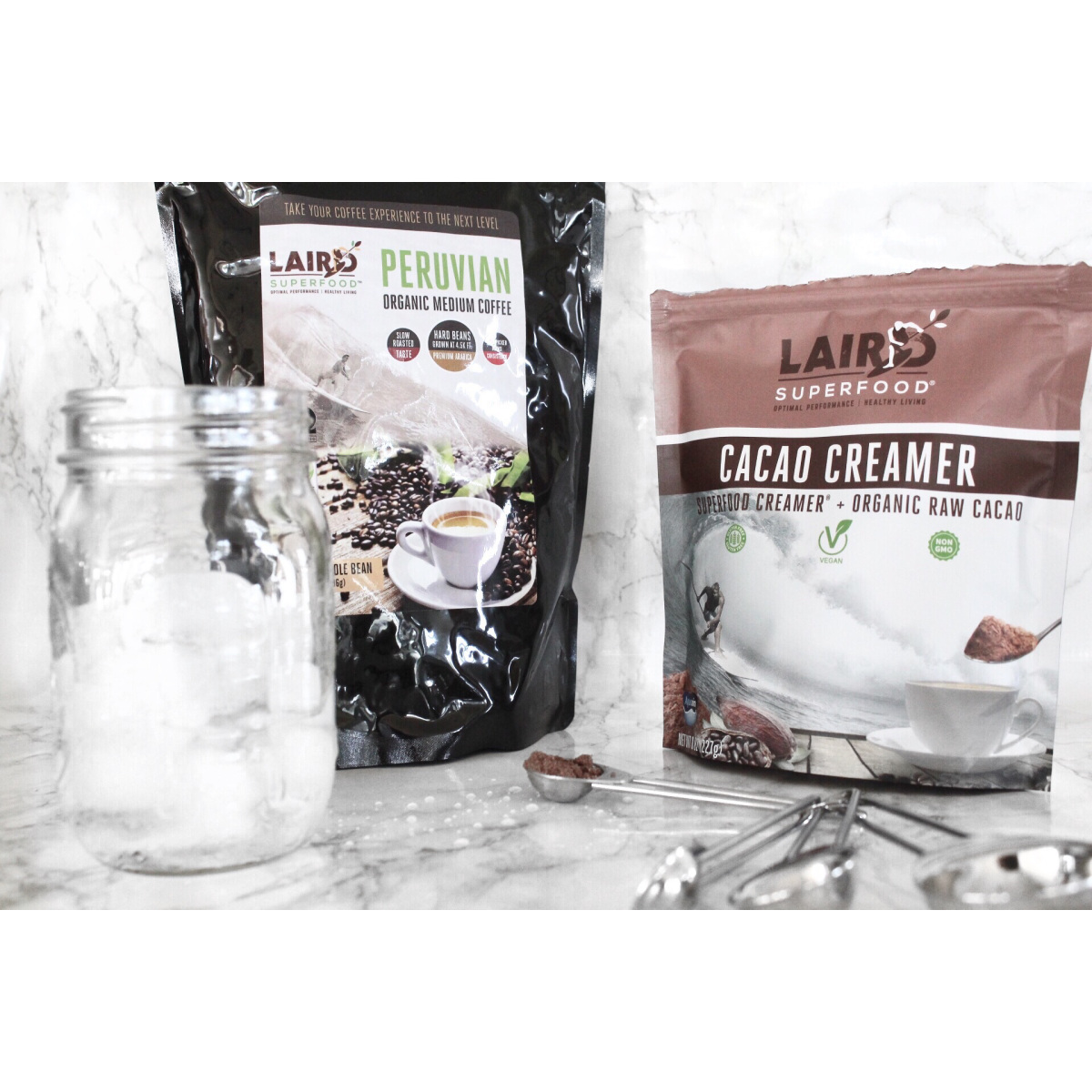 @autumnwhewell's cover photo for 'Laird Superfood – Vegan, Dairy Free, Gluten Free Creamer Review'