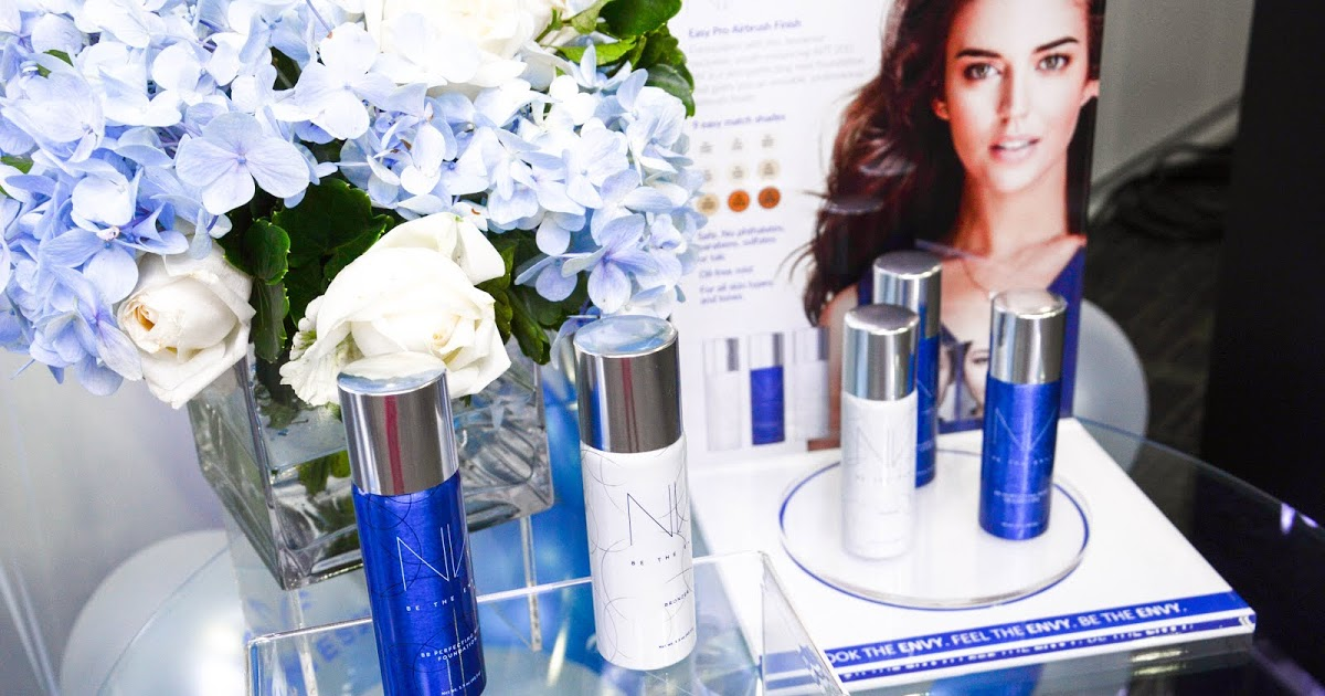 @yanrula's cover photo for 'Yanrula: |EVENT STORY| Get The Airbrushed Look With NV By Jeunesse'