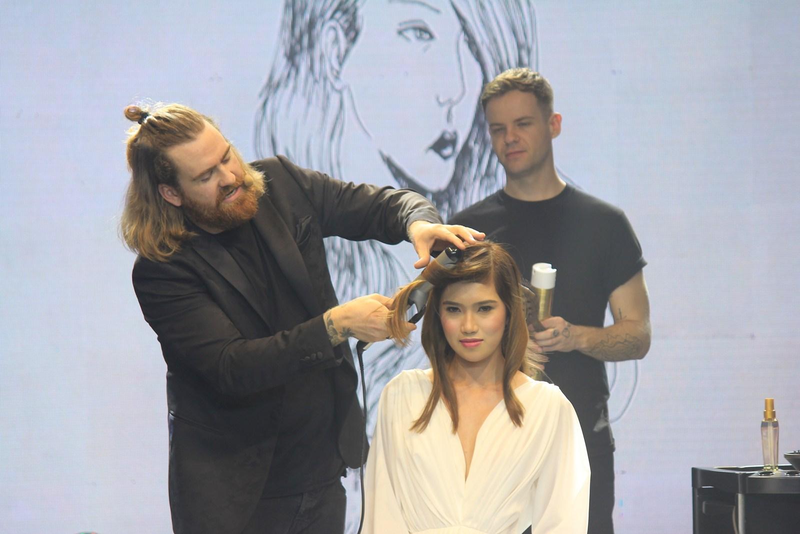 @iangalliguez's cover photo for 'L'Oreal Professionnel Hair Contouring plus Smartbond'