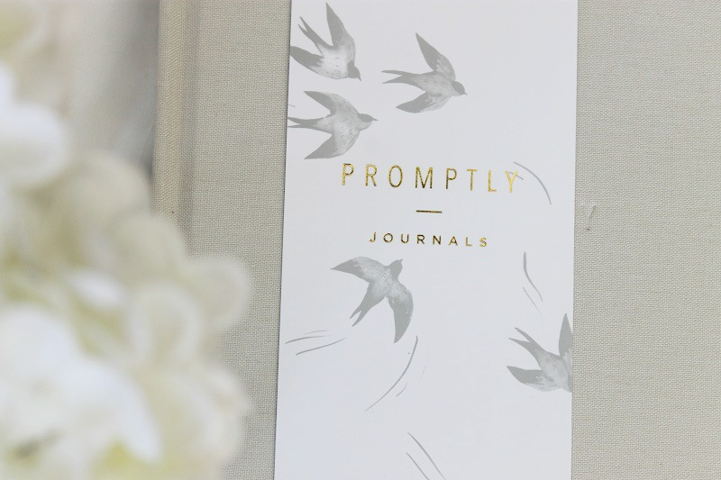 @prettylovedblog's cover photo for 'Promptly Journals: Document Your Child's History - Pretty Loved'