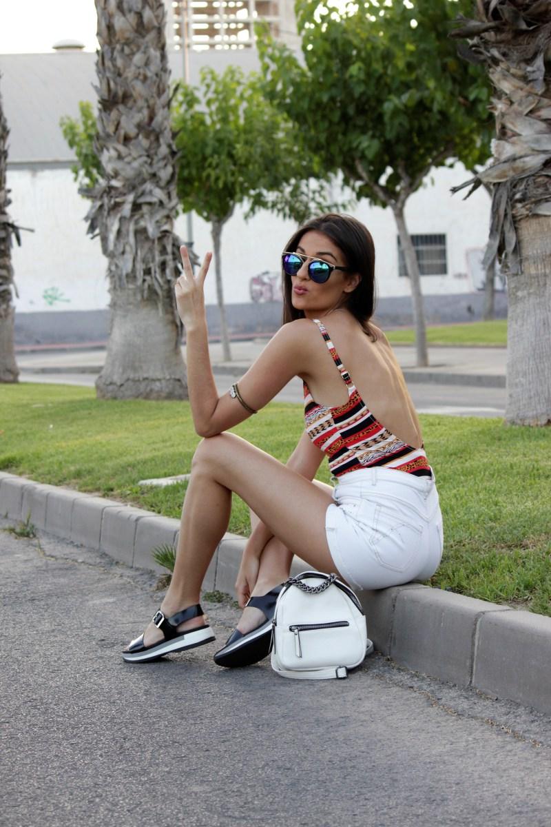 @anita__go's cover photo for 'outfit para una fiesta en la piscina summer party fashiola'
