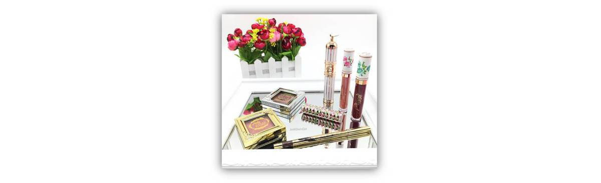 @jodiglamgirl's cover photo for 'Pretty Vulgar Cosmetics Collection Review'