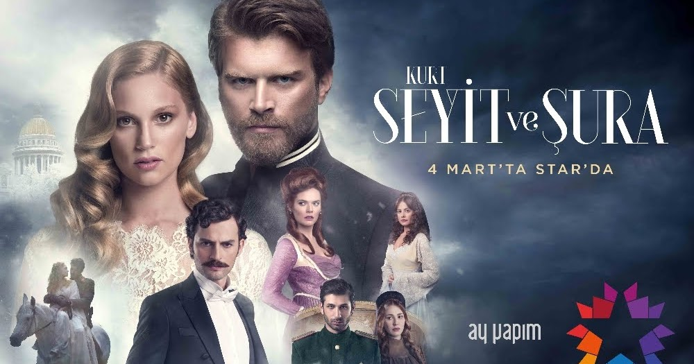 @ataldanati's cover photo for 'SÉRIES NETFLIX: KURT SEYIT ve ŞURA'