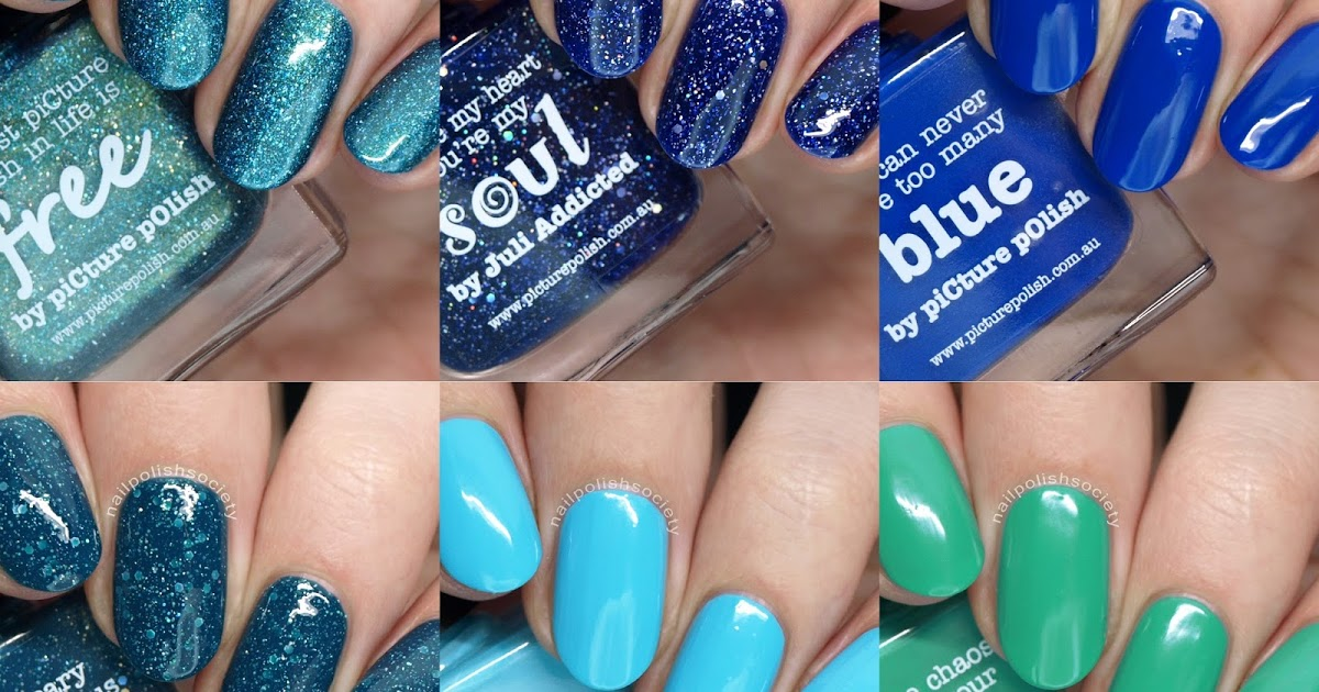 @nailpolishsociety's cover photo for 'piCture pOlish Spring 2017 Releases + Comparisons'