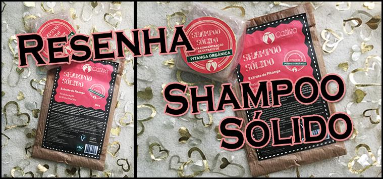 @blogaromadecachos's cover photo for 'Aroma de Cachos: Resenha - Shampoo sólido Cativa'