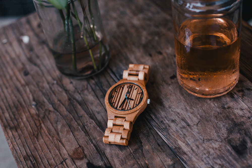 @cjjohnsonjr's cover photo for 'Designing A Handmade Watch With Tree Hut'
