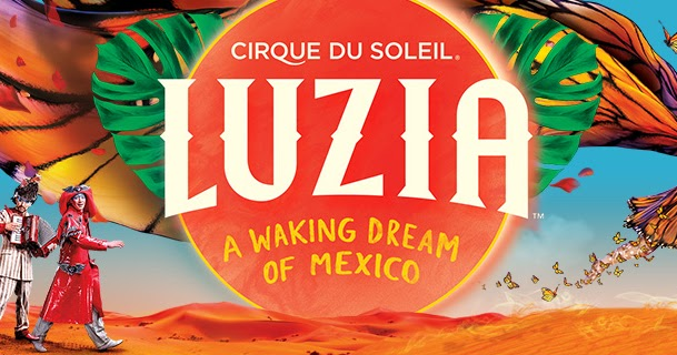 @beautybygaby's cover photo for 'Cirque Du Soleil-Luzia'
