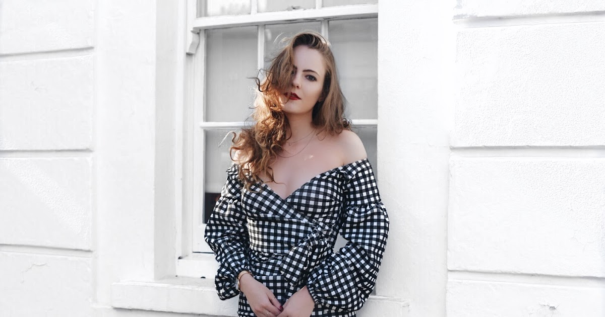 @shelleyannem's cover photo for 'The £20 Gingham Dress You Need.'