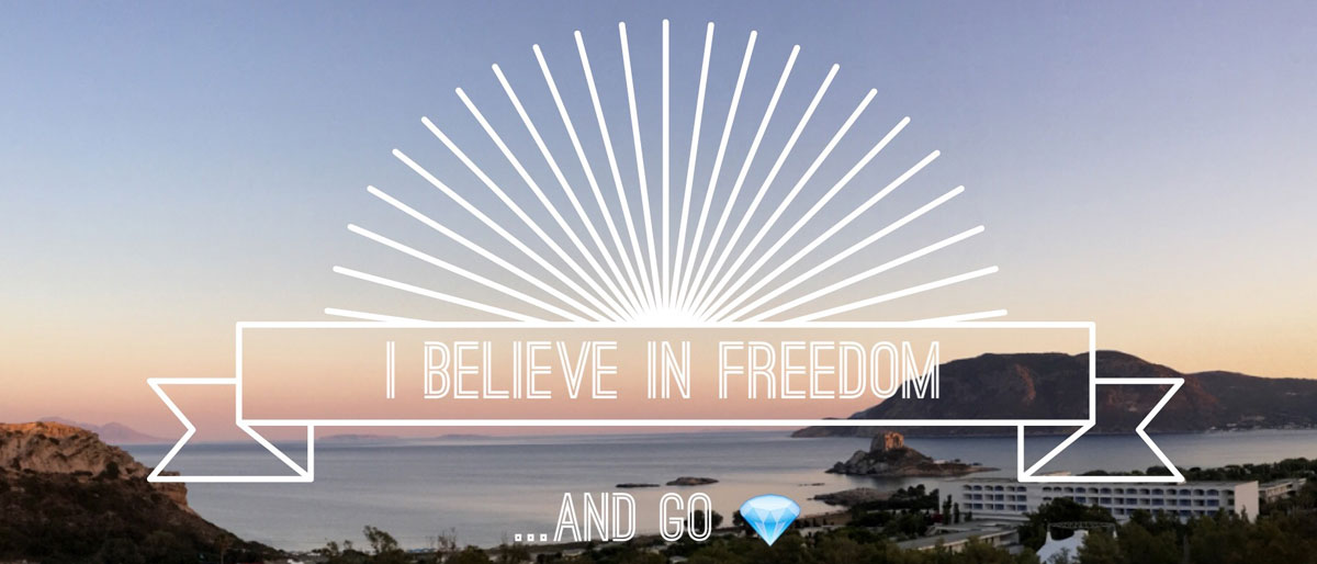 @changewhy's cover photo for 'I Believe in Freedom - Changewhy...'