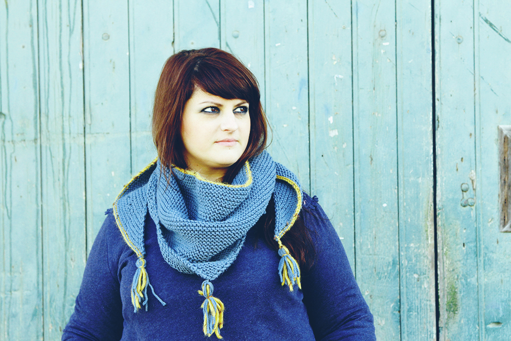 @celinenavarro's cover photo for 'Trendy Scarf inspired by Auguste & Pénélope'