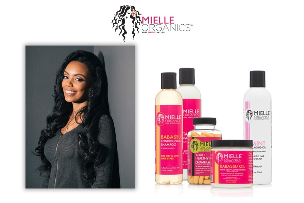 @kinkzwithstyle's cover photo for 'Meet the Owner Interview Series: CEO of Mielle Organics Monique Rodriguez'