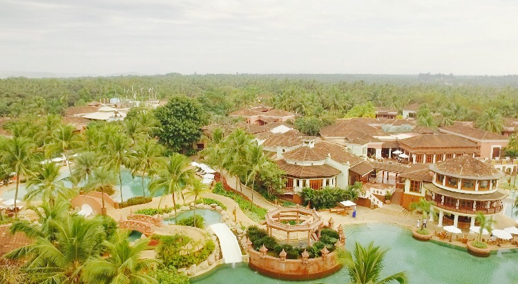 @theglowingedge's cover photo for 'Living Like a King in Goa | Park Hyatt Goa Review'