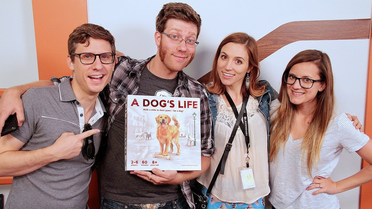 @ahoy_captain_j's cover photo for 'A Dog's Life! (Game The Game)'