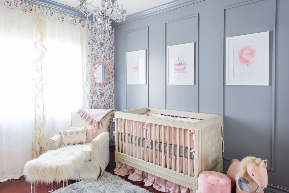 @vanessaantonelli's cover photo for 'Celebrity Nursery Reveal - Lacey Chabert'