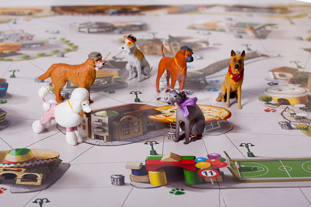 @ahoy_captain_j's cover photo for 'Kickstarter Review: A Dog's Life – Engaged Family Gaming'