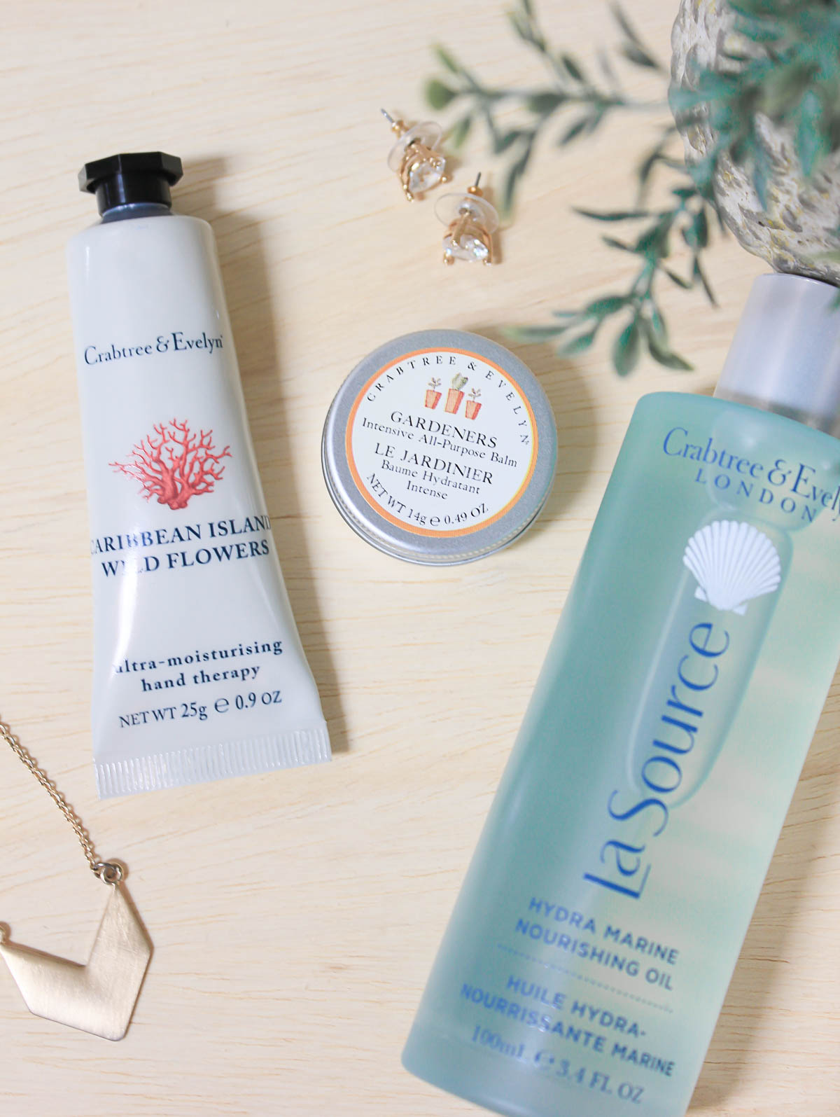 @cristencasados's cover photo for 'Crabtree & Evelyn Summer Beauty Essentials + Giveaway'