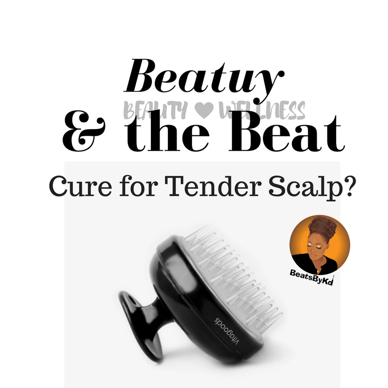 @beatsbykd's cover photo for 'Cure For Tender, Sore Scalp?'