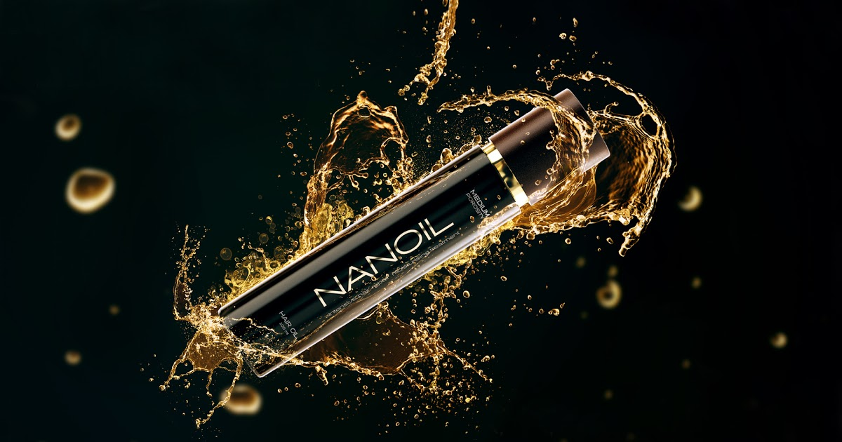 @thepeacocksvoice's cover photo for 'Nanoil: a natural and effective hair oil treatment'