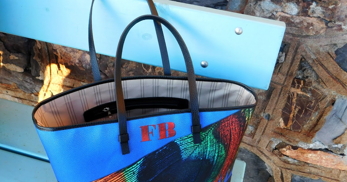 @thepeacocksvoice's cover photo for 'BeYourBag - Customize your bag!'