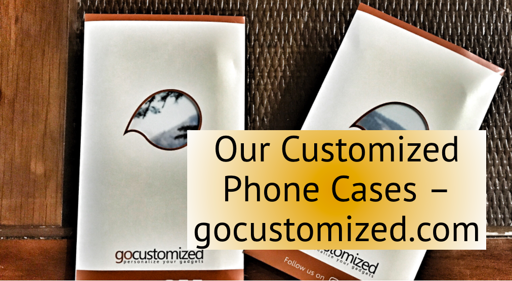 @gdblogsite's cover photo for 'Our Customized Phone Cases - Gocustomized.com | G&D Blog'