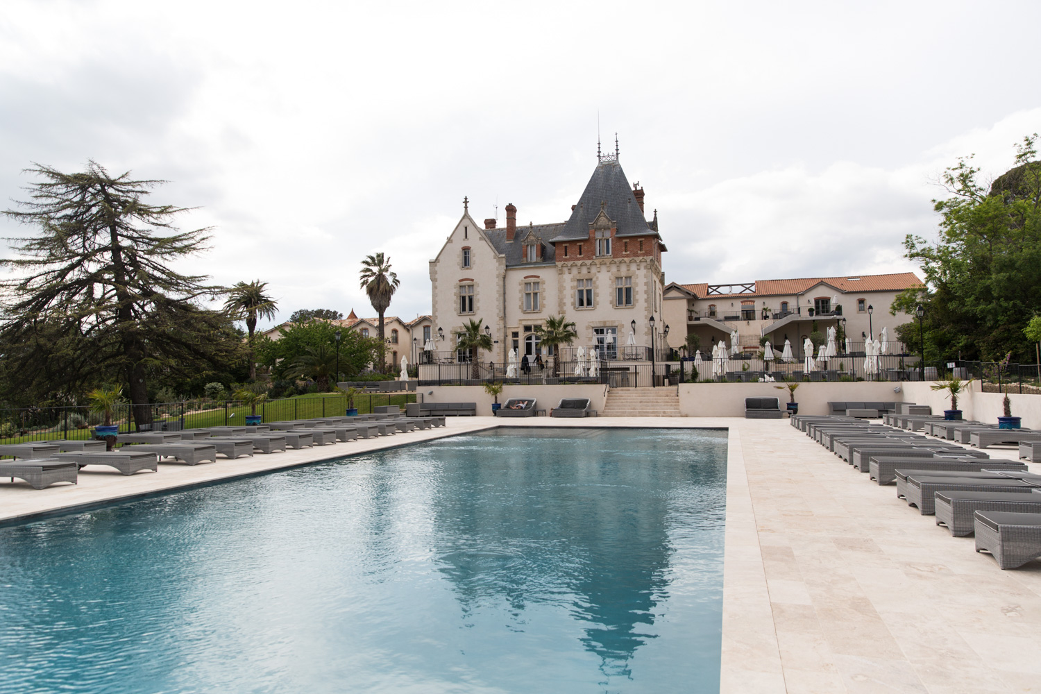 @70percentsteph's cover photo for 'A Weekend at Chateau St Pierre de Serjac - 70percentpure'